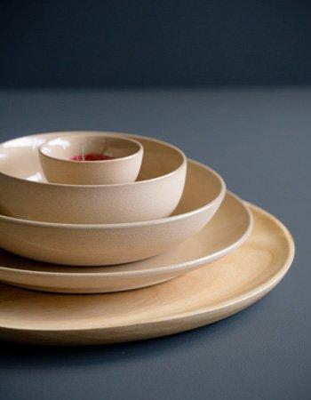 Rutunda plates bowl