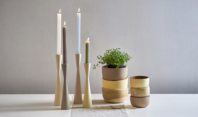 kinta home accessories acacia wood