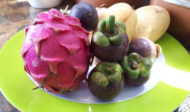 healty fruits