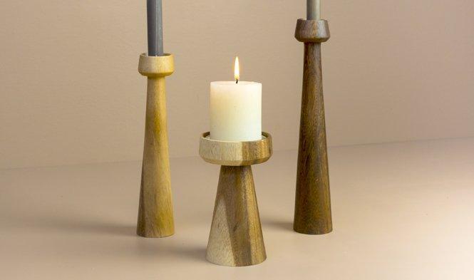 candleholders modern design mushroom