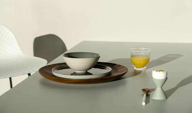 kinta tableware stoneware glass collection