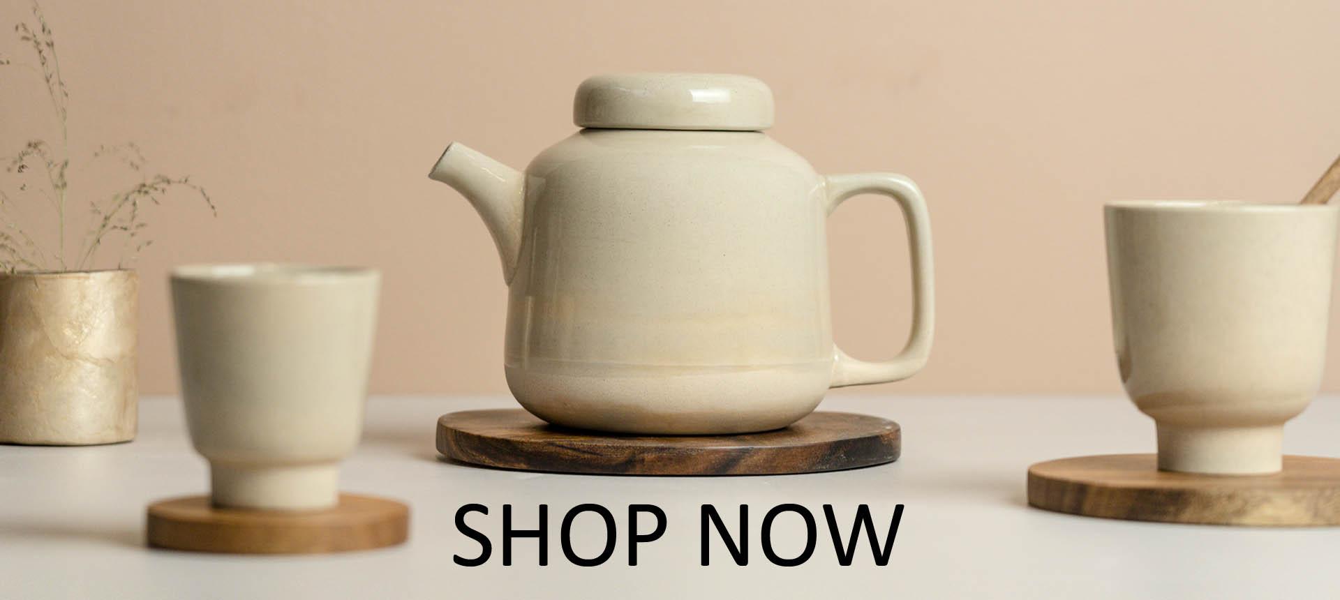new ceramics kinta teapot